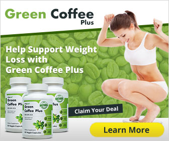 Green Coffee Plus - Burn Fat without Dieting