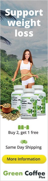 Green Coffee Plus - Natural Fat Burner