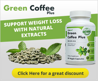 otc green coffee extract to curb appetite