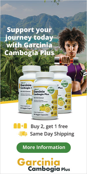 Garcinia Cambogia Plus - Weight Loss Supplement